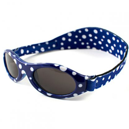 Adventure Banz Blue Dot sunglasses