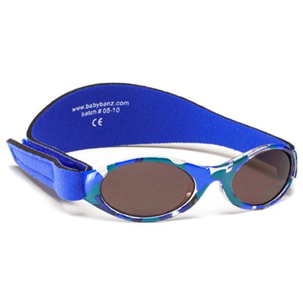 Adventure Banz Camo Blue sunglasses