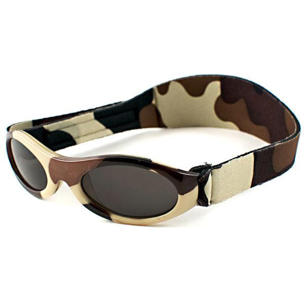 Adventure Banz Camo Brown sunglasses