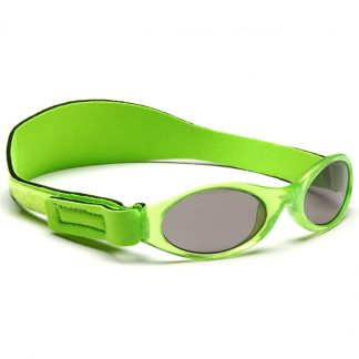 Adventure Banz Lime sunglasses