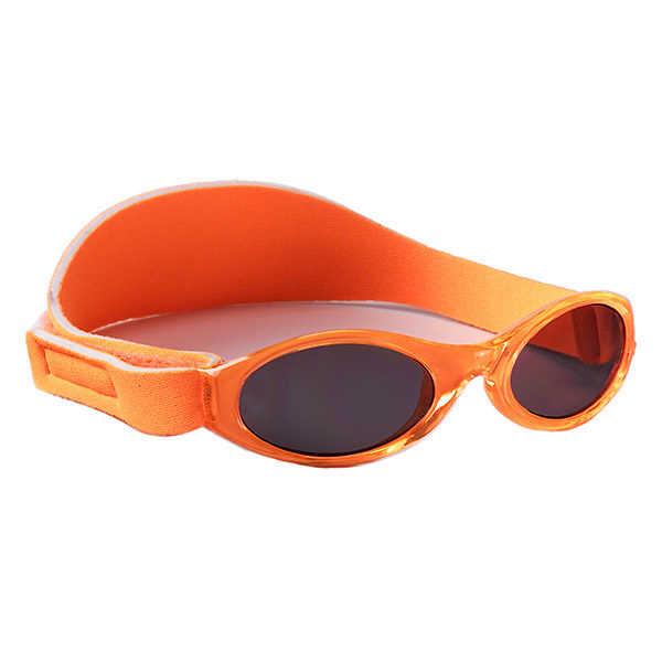 Adventure Banz Orange sunglasses