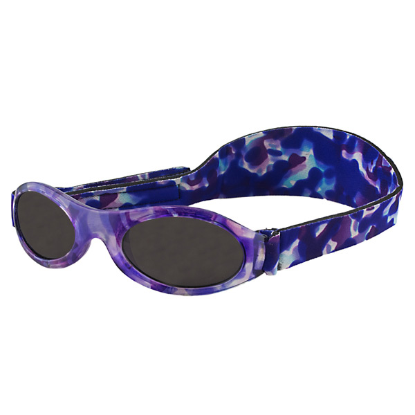 Adventure Banz Purple Tortoiseshell sunglasses
