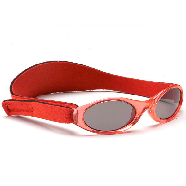 Adventure Banz Red sunglasses