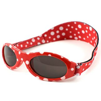 Adventure Banz Red Dot sunglasses