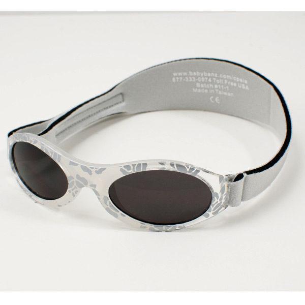 Adventure Banz Silver Leaf sunglasses