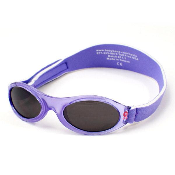 Adventure Banz Lavender Flowers sunglasses
