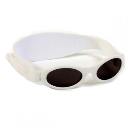 Adventure Banz White sunglasses