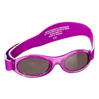 Adventure Banz Purple sunglasses