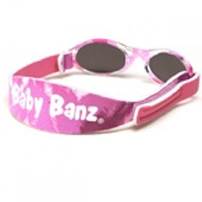 Adventure Banz Camo Pink back