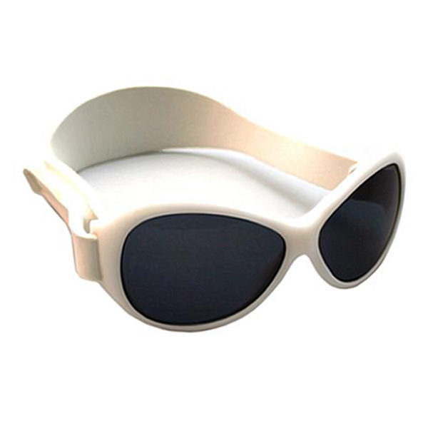Retro Banz Cool White sunglasses