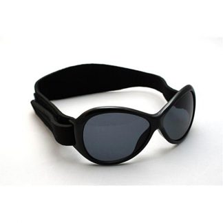 Retro Banz Midnight Black sunglasses