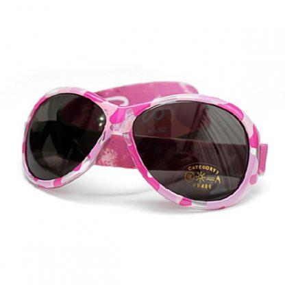 Retro Banz Pink Diva sunglasses