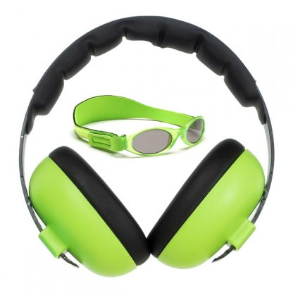 Protection Set in Lime