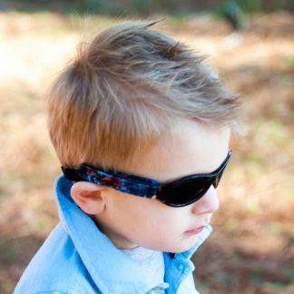 Boy in Black Tattoo sunglasses