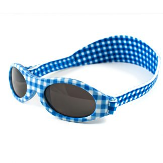 Adventure Banz Blue Check