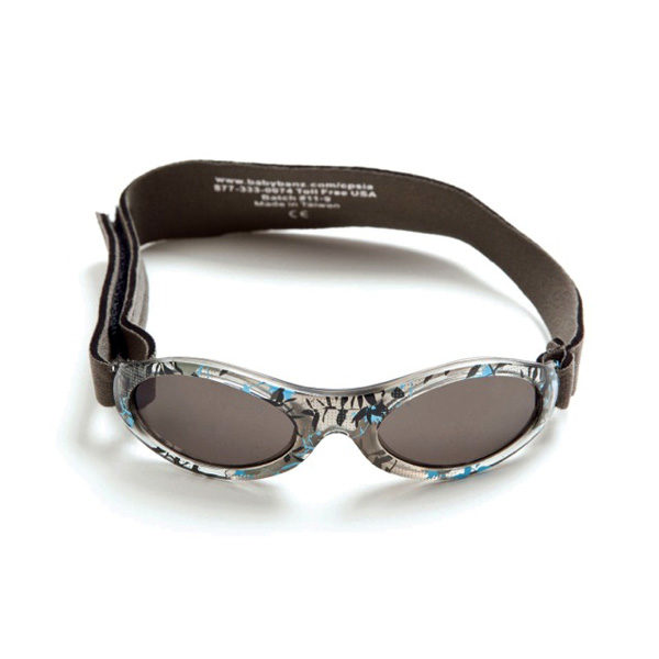 Adventure Banz Steel Bamboo sunglasses