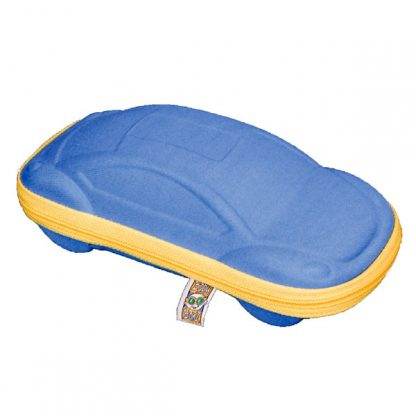 Blue Car sunglasses case