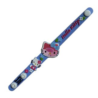 Sun-Safe Band in Hello Kitty Blue Daisy