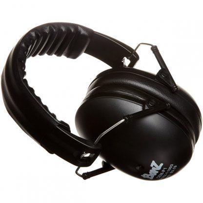 Hear No Blare Black Earmuffs 2-10+ years