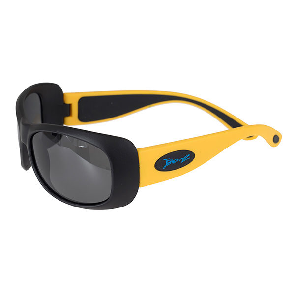 JBanz Flexerz Black/Yellow sunglasses