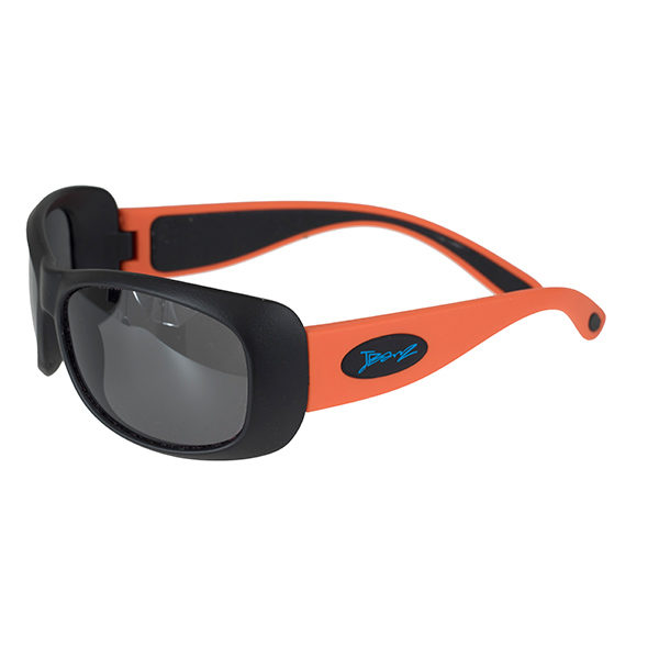 JBanz Flexerz Black/Orange sunglasses