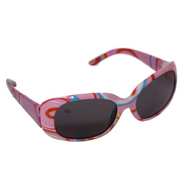 JBanz Pink Stripe sunglasses