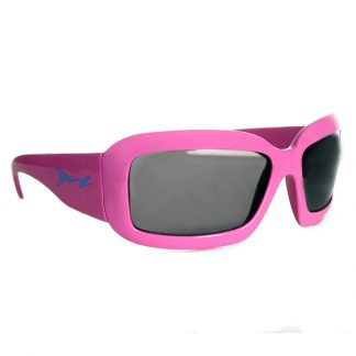JBanz Wrap Square Pink sunglasses
