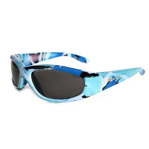 JBanz Patternz Camo Blue sunglasses