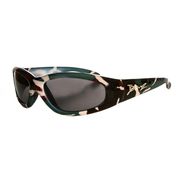 JBanz Patternz Camo Green sunglasses