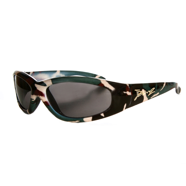 JBanz Patternz Camo Green sunglasses