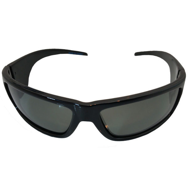 JBanz Wraparound Black sunglasses