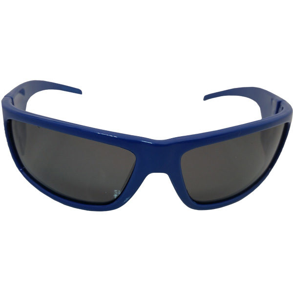 JBanz Wraparound Blue sunglasses