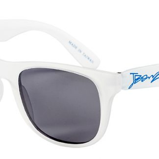 JBanz Chamelon White -> Blue colour-change sunglasses