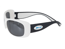 JBanz Flexerz Black/White sunglasses