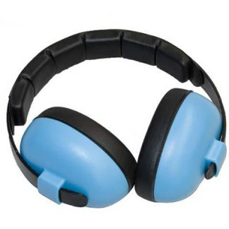 Hear No Blare Mini Earmuffs Blue