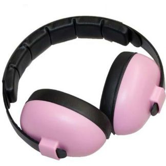 Mini Earmuffs earmuffs in Pink
