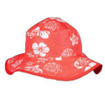Reversible Sunhat - Red Turtle