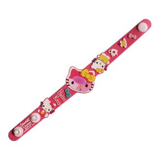 Sun-Safe Band in Hello Kitty Tea Party