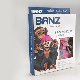 Banz Bucket Sunhats eco-packs