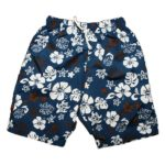 Board shorts - Blue/Choc