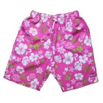 Board shorts Pink/Green