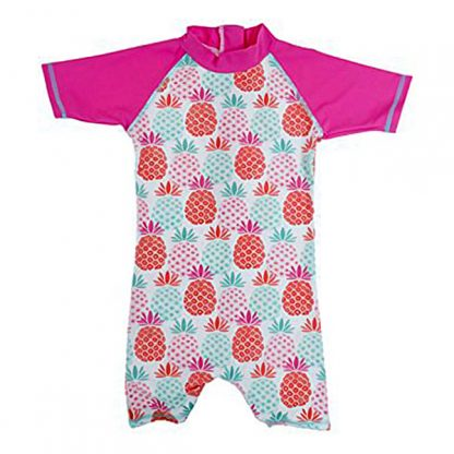 One-piece suit Pineapple