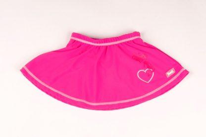 Pink Mermaid/Graffiti swim skirt