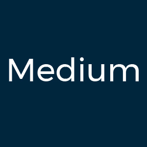 Medium, 6-12m