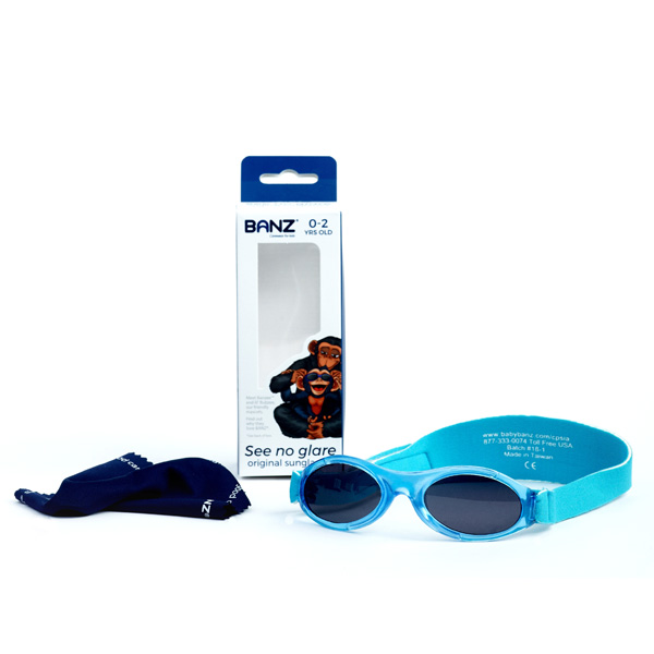 Adventure Banz sunglasses eco-pack 'Aqua'
