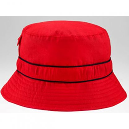 Bucket Sunhat - Red