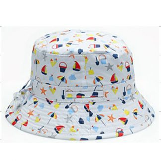 Bucket Sunhat Seaside