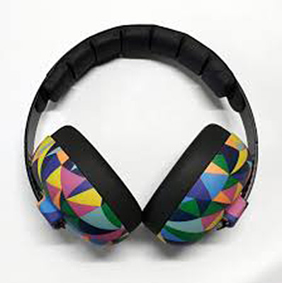 Mini Earmuffs in Kaleidoscope