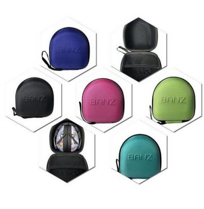 Zee Cases to protect Banz earmuffs in five colours