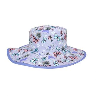 Reversible Sunhat Butterfly